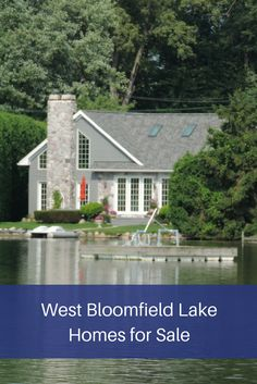 Live in the desirable community of West Bloomfield. Visit this link for more information. #WestBloomfieldLakeHomesforSale #RussRavary
