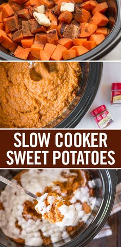 Make room at the holiday table. This rich side dish is about to steal the spotlight, thanks to the convenience of your slow cooker.