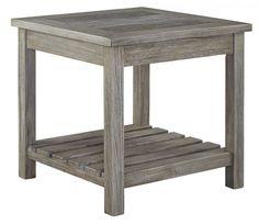 Veldar End Table