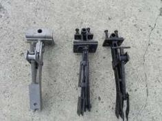 Suport de prindere - adaptor accesorii motocultor(plug,rarita, etc..)
