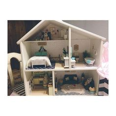 Image result for ikea dollhouse playmobil