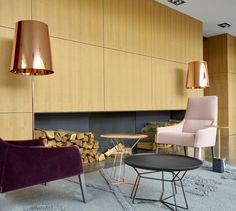 FALDA, Kleine Tische Designer : Andreas Kowalewski | Ligne Roset