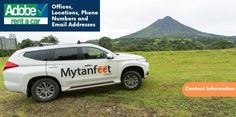 Contact information, offices, business hours and location for Adobe Rent a Car Costa Rica plus info about our car rental discount. San Jose International Airport, San Jose Costa Rica, Living In Costa Rica, Quepos, Puntarenas, Costa Rica Travel, Tamarindo, Beautiful Places To Visit, Car Rental