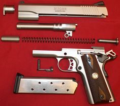 Ruger SR1911 Review: Part 4 - Disassemblyv Loading that magazine is a pain! Get your Magazine speedloader today! http://www.amazon.com/shops/raeind