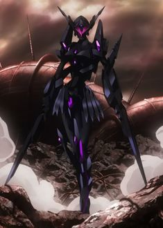 accel world black lotus - Google Search