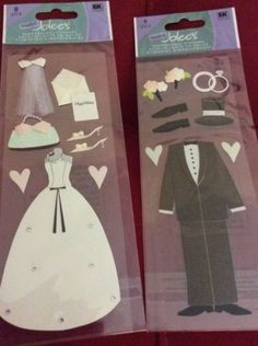 jolees boutique scrapbook stickers Wedding