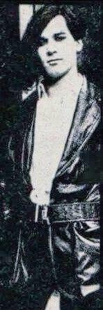 Philip Oakey, c1979