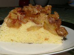 Zázračný jablkový koláč z mikrovlnky - obrázok 6 Vanilla Cake, Ale, Desserts, Food, Basket, Tailgate Desserts, Deserts, Ale Beer, Essen