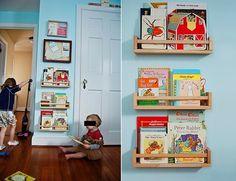 bookshelves by jordan