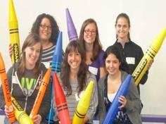 Boston University volunteered at Cradles to Crayons in Brighton, MA to celebrate OTGDS