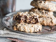 Chocolate Chip Cookies – vegan & glutenfrei
