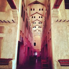 Wonderful photo of Souq Waqif, Qatar, by Raouf Rafla (Instagram)