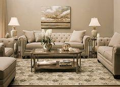 Victoria Sofa Loveseat Living Room Sets Living Room Bob S