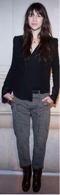 Charlotte Gainsbourg - Louis Vuitton