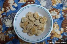 Chicken cat treats