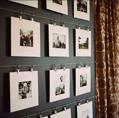 Decorare le pareti con foto (7/40) | Designmag