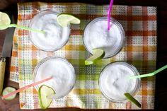 limonada de coco by smittenkitchen