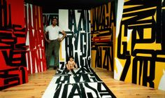 Welcome in William Klein's typography playground!