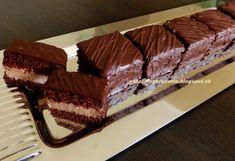 Raspberrybrunette: Čokoládové miňonky Czech Recipes, Ethnic Recipes, Travel Cake, Eclairs, Pavlova, Sweet Desserts, Tiramisu, Deserts, Food And Drink