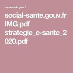 social-sante.gouv.fr IMG pdf strategie_e-sante_2020.pdf