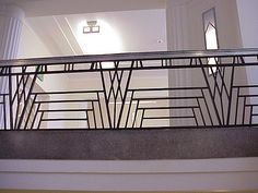 Art Deco Buildings: Ballustrades, Hoover Building, London