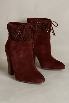 ddf195841f4d Diamond Day Booties  lt 3 Anthropologie Pretty Shoes, Beautiful Shoes,  Bootie Boots,