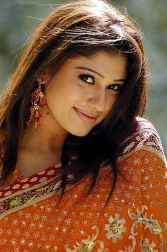 Nayanthara Homely look