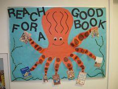 Octopus Bulletin Board
