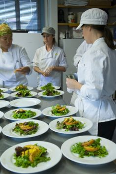 Bauman College Culinary-natural chef training program
