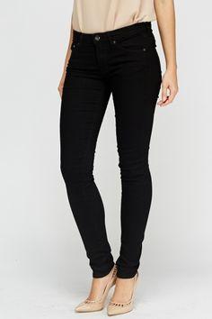 £5 H&M Black Super Skinny Jeans