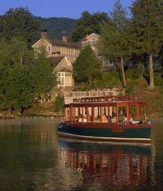 The Greystone Inn  Another lakeside wedding option in North Carolina