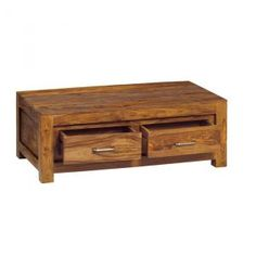 Zen 4 Drawer Coffee Table
