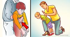 What if your baby has started to suffocate? How can you help them? The first classes on first aid skills took place in the century, yet few of us can say with certainty that we know how to perform these techniques effectively. Heimlich Maneuver, Facts About Humans, Baby Led Weaning, First Aid, Weird Facts, Helping People, Kids Learning, Your Child, How To Find Out