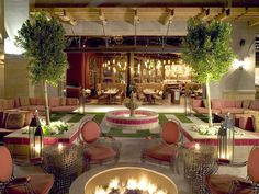 Olive & Ivy restaurant  in Scottsdale, Arizona by cmda design bureau inc