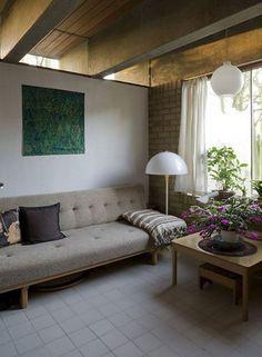 Interior Motives: Bright House, Jørn Utzon