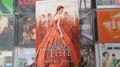 """""""La Elite"""" escrito por Kiera Cass"""