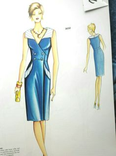 Marfy 2015 -3650 sizes 42-50