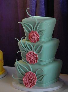Cupcake Cookies, Cupcakes, Cake Decorating Courses, Take The Cake, Beautiful Wedding Cakes, Creative Cakes, Cake Creations, Cake Designs, Amazing Cakes
