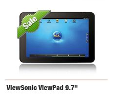 """Optimized for Android version 4.0 Ice Cream Sandwich, ViewPad E100 is designed to provide high-performance in a portable package at an affordable price. The ultra-slim and lightweight design is perfect for your on-the-go lifestyle. The expansive 9.7"""" screen delivers stunning display quality and an extra wide viewing angle ideal for multimedia, e-books, web surfing, games and productivity apps. The super portable design was made to go anywhere you do, delivering a rich digital media…"""