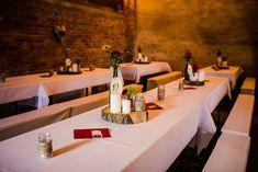 Hochzeit DIY | Centerpieces | Tischdeko günstig selbermachen