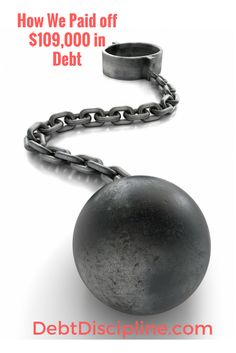 We're Debt Free! - Debt Discipline - After fifty months of debt payments we have completed our debt repayment and it feels great. via @debtdiscipline