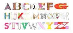 Nottene alphabet