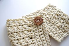 Starburst Cowl: Video Tutorial Crochet-along.