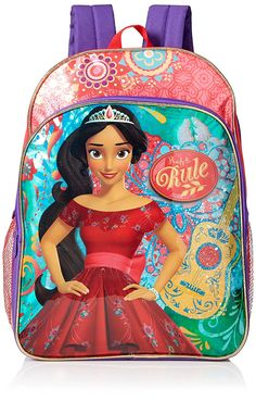 64cd3b91d08 Disney Girls  Elena 16 Inch Backpack   Visit the image link more details. (