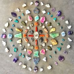 Crystal Grid, Learn