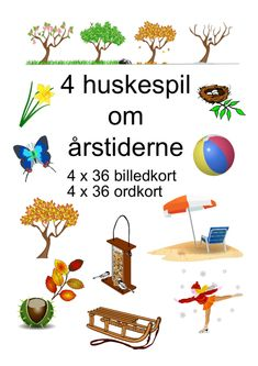 Teaching Science, Kids Playing, Kindergarten, Homeschool, Education, Montessori, Danish Language, First Class, Poster