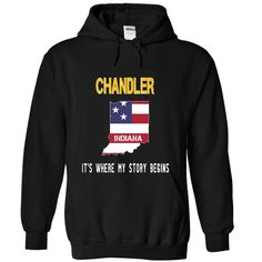 CHANDLER - Its where my story begins