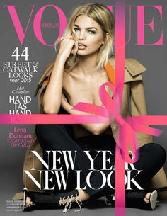 #ranitasobanska #fashion #inspirations Daphne Groeneveld for VOGUE NETHERLANDS, january-february 2015