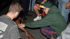 Justin Bieber involved in collision with photographer #Cronaca #iNewsPhoto