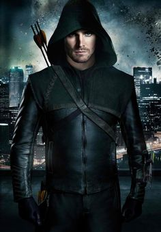 Arrow/Oliver Queen-Stephen Amell